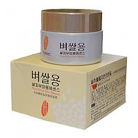Крем для лица с экстрактом ферментированного риса и маслом жожоба (омолаживающий, увлажняющий), 50г