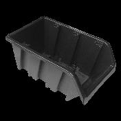 Контейнер вставной большой 375х235х175 мм Черный