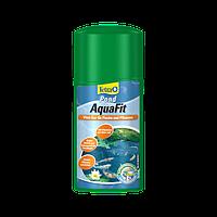 Tetra Pond AquaFit 0,25л- средство создающий естественные условия обитания для всех прудовых рыб (746831)