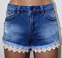 Шорты джинсовые KD258-157.A