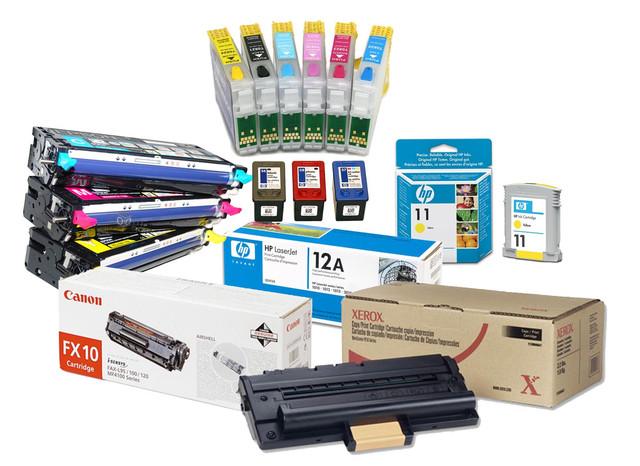 Расходные материалы для принтеров и МФУ