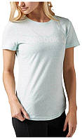 Женская футболка Reebok Elements Snow(Артикул:BK3915)