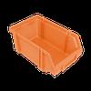 Контейнер модульный средний 230х150х125 мм Оранжевый