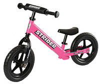 Детский беговел STRIDER Sport Pink