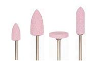 Карборундовые камни розовые (оксид алюминия)