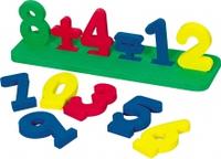 Набор цифр Арифметический счет