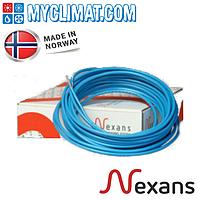 Нагревательный кабель одножильный Nexans TXLP/1 640 W