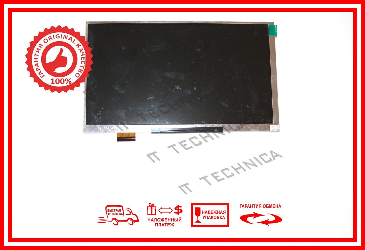 Матриця 164x97x3mm 30pin SQ070CPTHD-FPC-30PMP