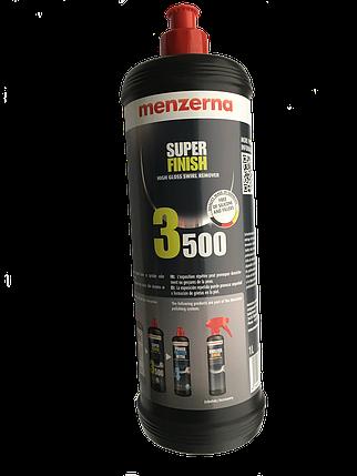 Полірувальна паста антиголограммная - Menzerna Super Finish 3500 1 л. (81299.41.00), фото 2