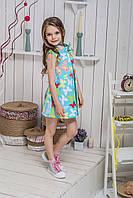 Платье детское Бабочки