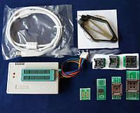Программатор MiniPro TL866A USB, 7 адаптеров