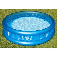 Надувной бассейн intex 188*46 см, надувной детский бассейн, купить бассейн intex в Украине
