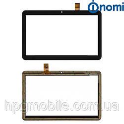 """Сенсорный экран для Nomi Terra S 10"""" 3G C10104, 30 pin, черный, оригинал"""