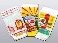 Пакет для упаковки курицы, хлеба
