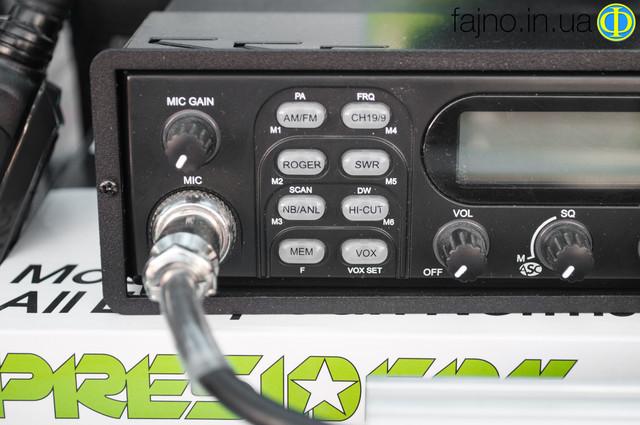 Радиостанция President J.F.K. II