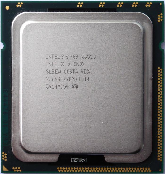 Процессор Intel Xeon Processor W3520 tray