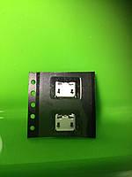Разьем Micro USB Fly IQ238. IQ444. IQ444q