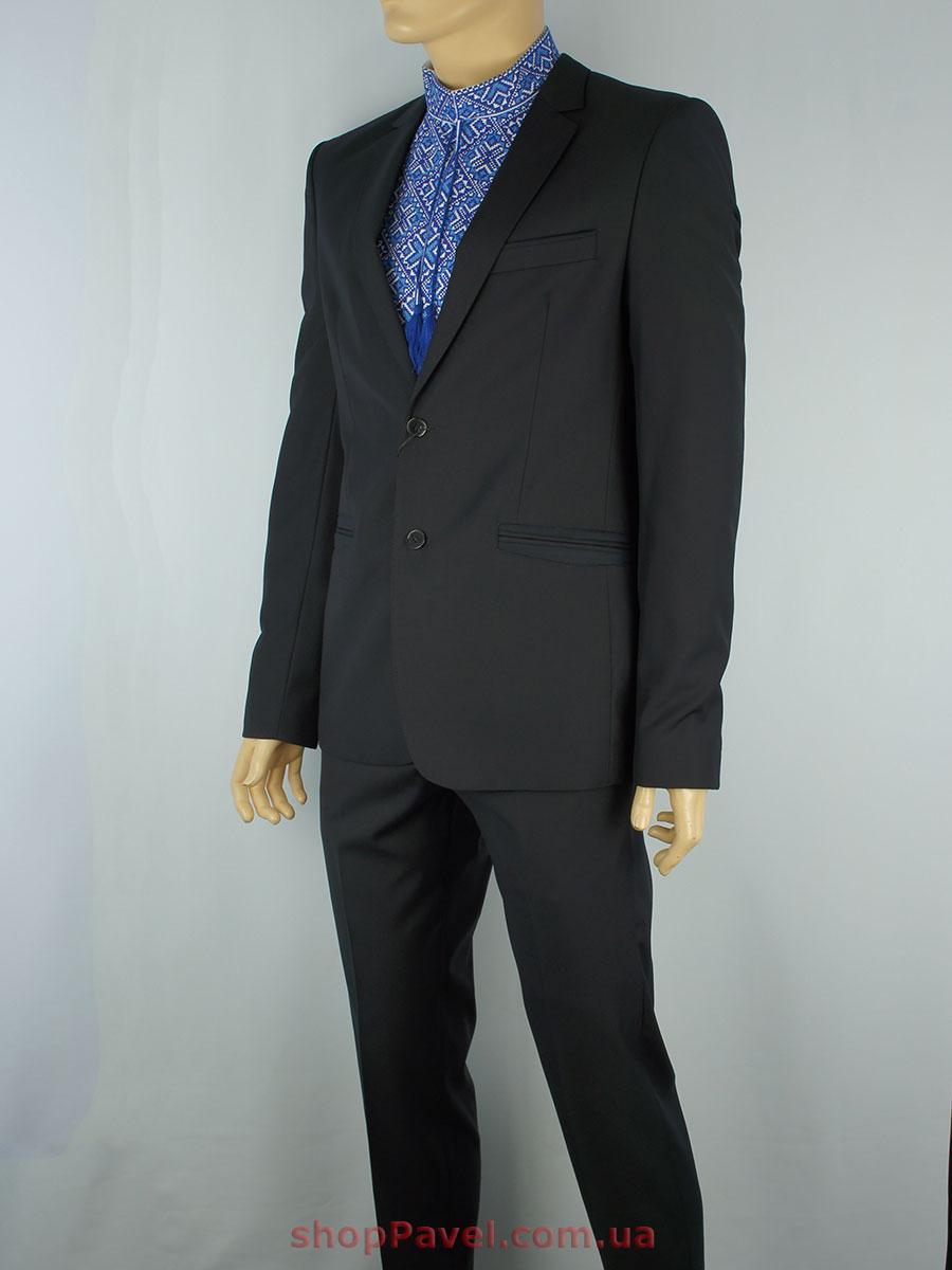 Классический мужской костюм Legenda Class 815#12