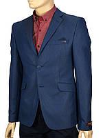 Стильный мужской пиджак Daniel Perry Hislan C-A.8 синего цвета