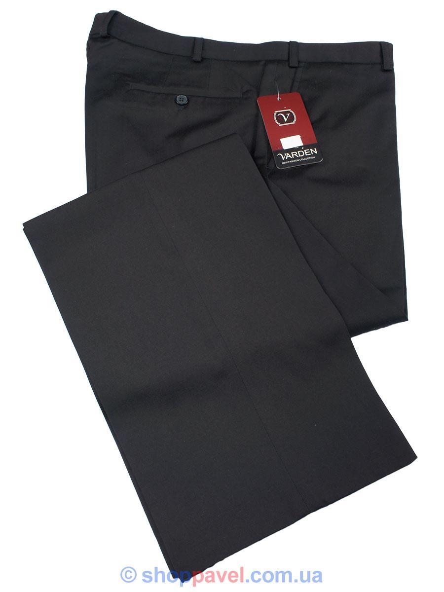 Утепленные мужские классические брюки Varden 0495