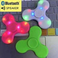 Светящийся спиннер с Bluetooth - колонкой ( Handspinner ) вертушка для рук