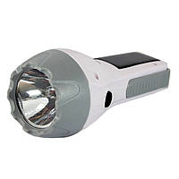 Аварийный фонарь GD-653 + solar