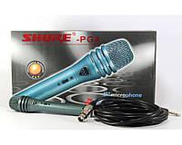 Микрофон Shure DM PG4 , ручной проводной микрофон Shure DM PG4