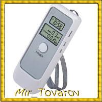AD06 Двойной цифровой ЖК-дисплей 2 Подсветка крови тестер спирта дыхания с часами Алкоголь тестер Алкотестер т