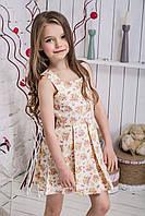 Платье детское Букет