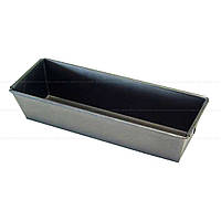 Форма металлическая для выпечки прямоугольная, фото 1
