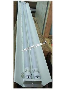 Светильник трассовый открытый Compact под led лампы 120см., фото 2