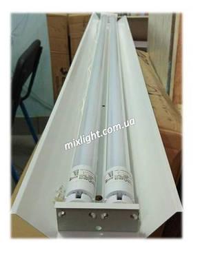 Светильник трассовый открытый Compact под led лампы 120см. СПВ - 02 (1200) компакт, фото 2
