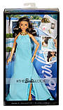 Коллекционная кукла Barbie Высокая мода Аквамариновое платье, фото 3
