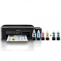 Принтер струйный МФУ Epson L382 фотопринтер