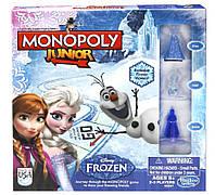 Настольная игра Hasbro Монополия Джуниор Холодное сердце (B2247)