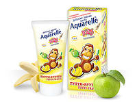 Зубная паста тутти-фрутти – 50 мл. Aquarelle KIDS 3985098