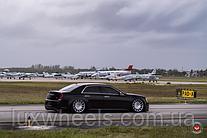 Chrysler 300C на дисках Vossen VPS-313T