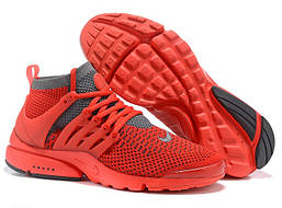 Чоловічі Nike Air Presto Ultra Flyknit червоні
