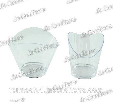 Пластиковый стакан для десертов Martellato PMOCE003 (200 мл)
