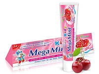 Зубная паста Cherry - 50 ml. Mega Mint KIDS 3985107