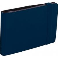 Визитница на 20 визиток, Vivella OPTIMA темно-синяя