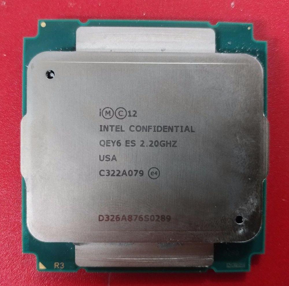 Процессор Intel Xeon Processor E5-2695 ES QEY6 2.2GHz tray