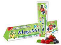 Зубная паста Forest Berries - 50 ml. Mega Mint KIDS 3985110