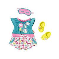 Пижама для куклы Baby Born Zapf Creation (822470)***