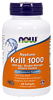 NOW Foods Neptune Krill 1000 60 caps