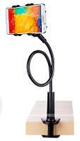 Гибкий держатель для телефона или планшета JOYROOM Black