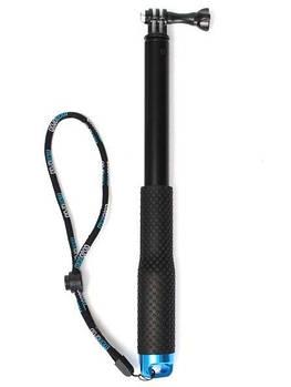 Монопод телескопический POV POLE 29 - 94 сm для GoPro EKEN Xiaomi SJCAM