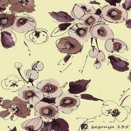 Ткань для штор Begonya 135
