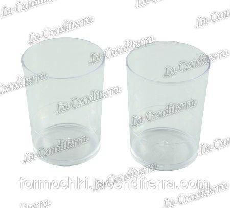 Пластиковый стакан для десертов Martellato PMOTO003 (120 мл)