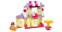 Конструктор Уютный домик Mega Bloks First Builders
